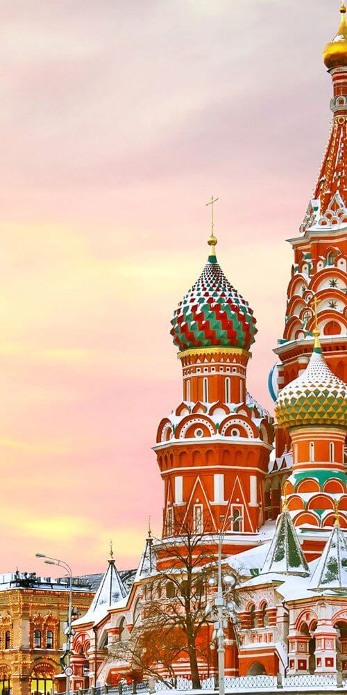 Russia Travel Agency